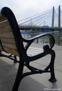 Tilikum Crossing, Bridge of the People, Portland, OR