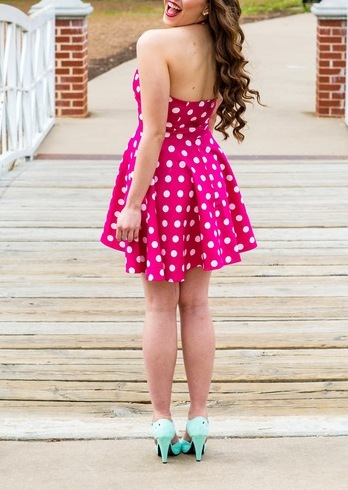Ixia Traveling Cake Pop Truck Dress
