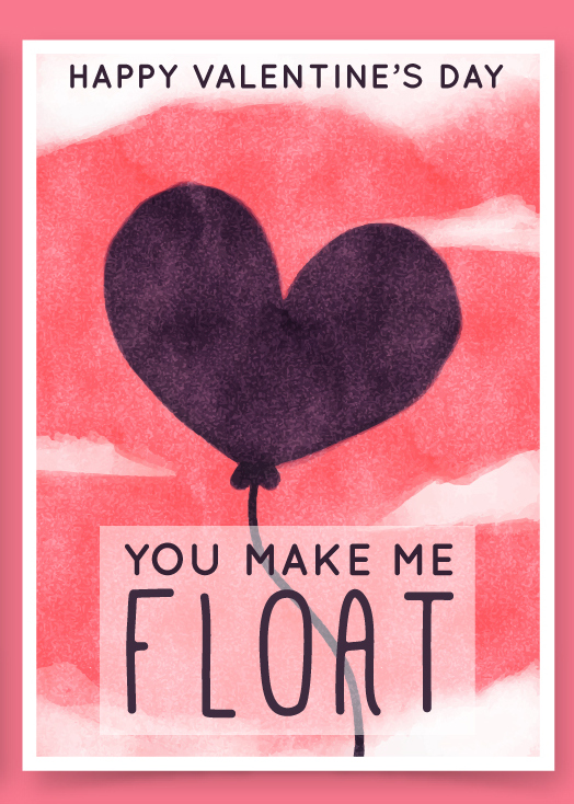You make me float
