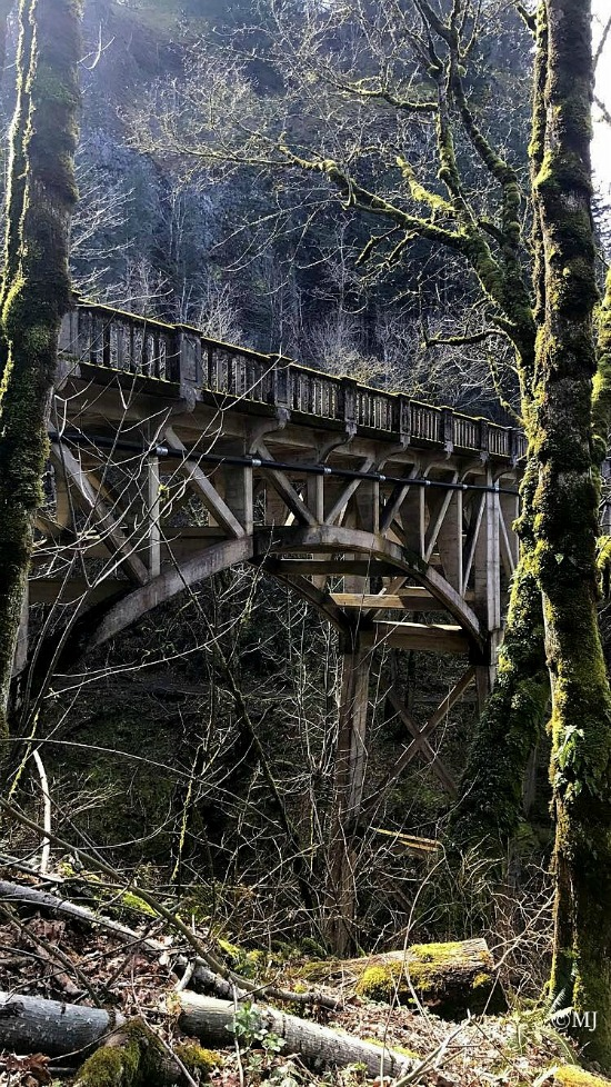 Latourelle Bridge