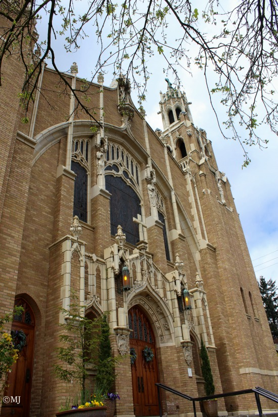 St. Andrews Catholic Church, Portland, OR