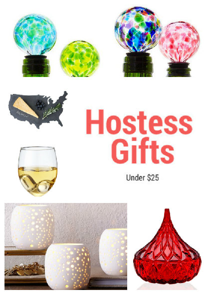 Hostess Gifts Under $25