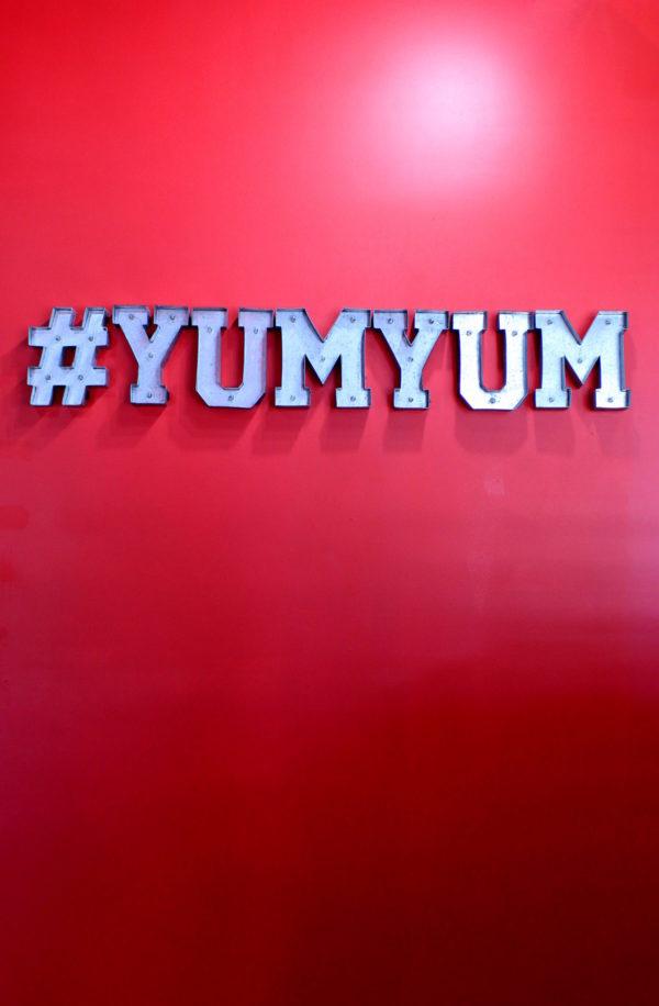 #YumYum