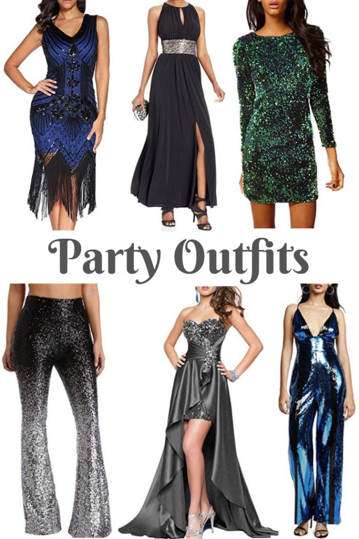 New Years Eve party outfit ideas ⋆ Divinity Lane